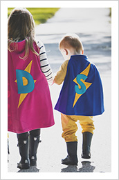 children's super hero capes